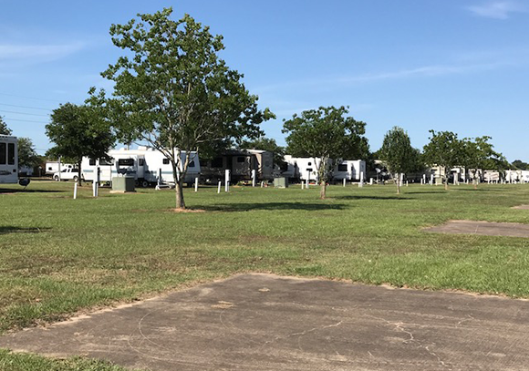 RV Site Rental in Sealy, TX