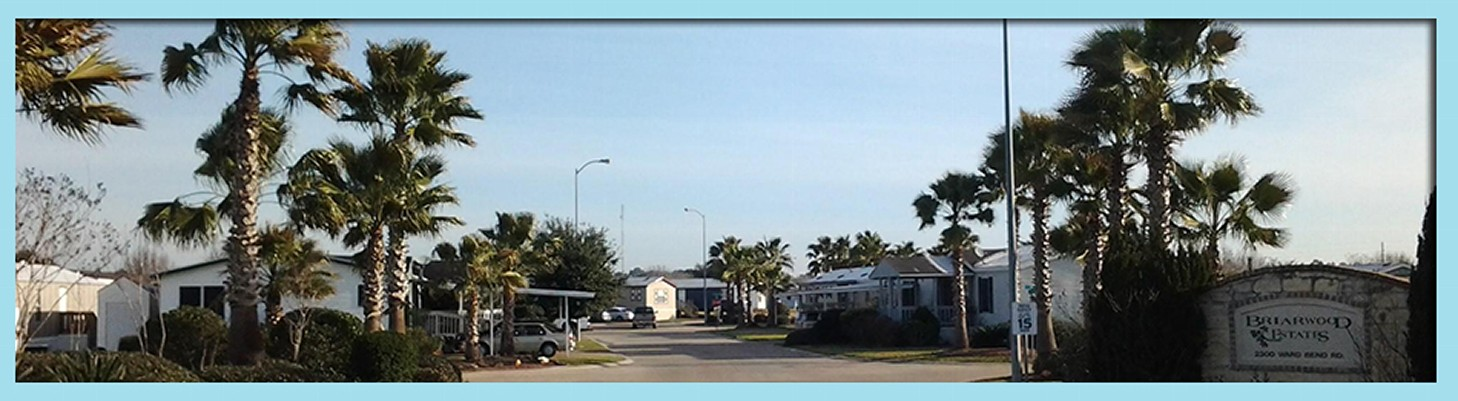 Mobile Home Community in Sealy, TX